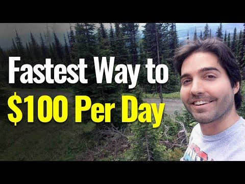 Download Youtube: fastest way to $100 per day