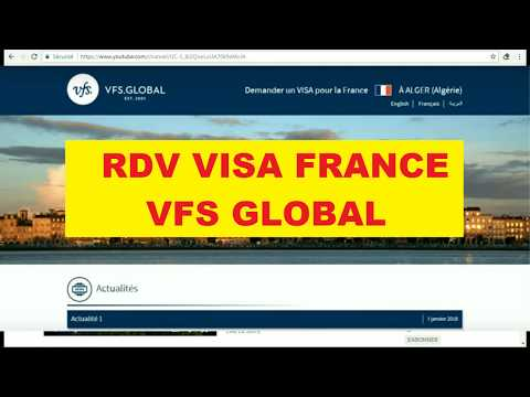 vfs global tagged videos on VideoHolder
