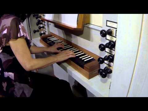 Kingswell Organ Performance - Keiko Inoue (Camera 1)