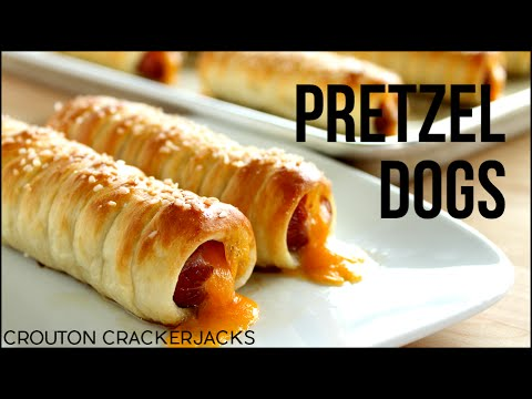 Hot Dogs In Puff Pastry Recipe