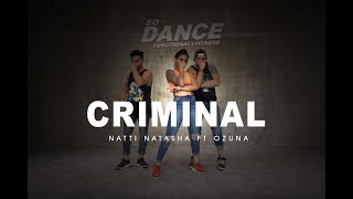 Criminal Natti Natasha - ft Ozuna I Coreografia Zumba Zin I So Dance.mp3