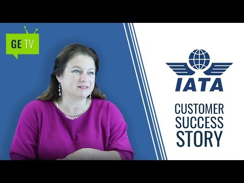 GE TV: IATA's Jane Hoskisson on Developing a Learning Strategy for the Air Transport Industry