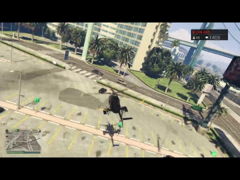 GTA LIVE | BECOME A SPONSOR | DROP KICK THE LIKE BUTTON | TWO # 9's AND SUBSCRIBE TO MY CHANNEL