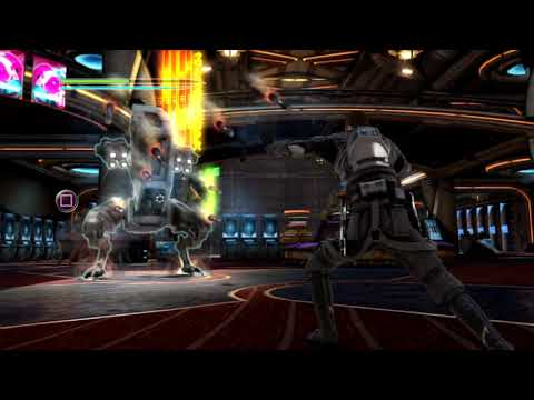 Star Wars: The Force Unleashed II #05 - Unleashed Difficulty |