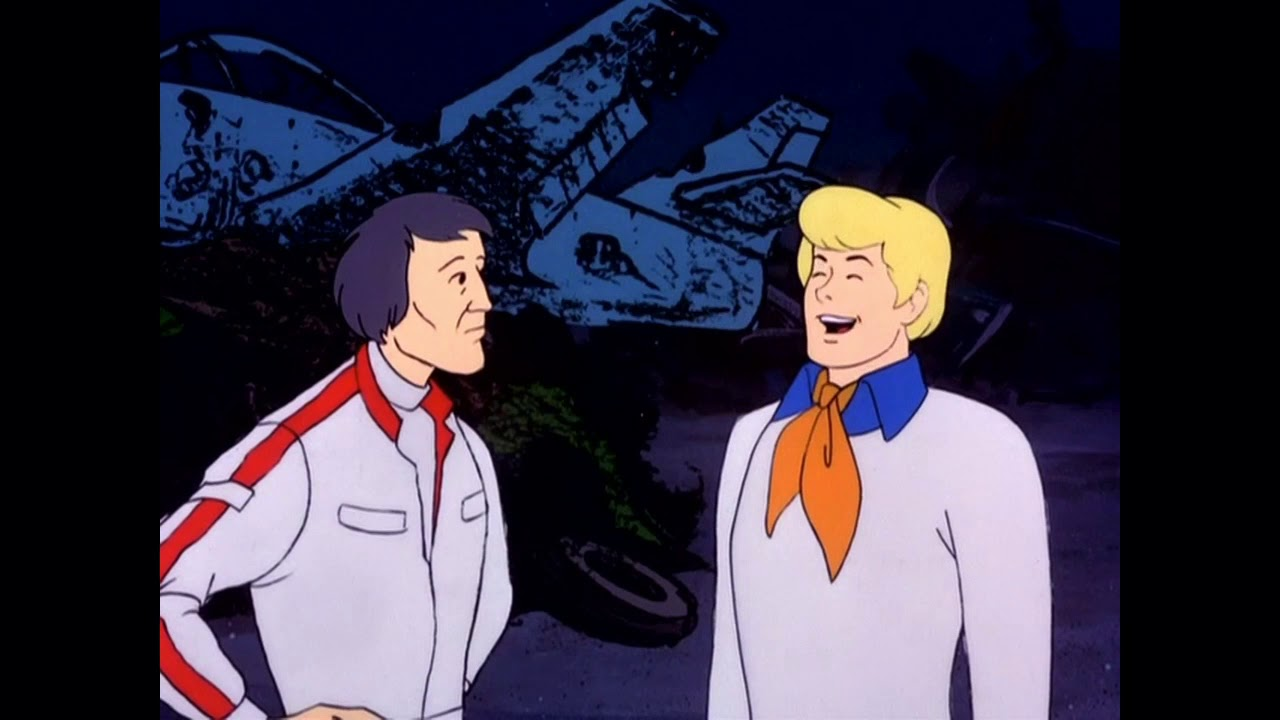Scooby doo show phantom racer unmasked youtube - Race de scooby doo ...
