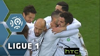 Girondins de Bordeaux - AS Saint-Etienne (1-4)  - Résumé - (GdB - ASSE) / 2015-16
