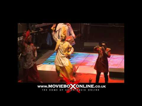 JAZZY B LIVE AT BRIT ASIA MUSIC AWARDS 2011