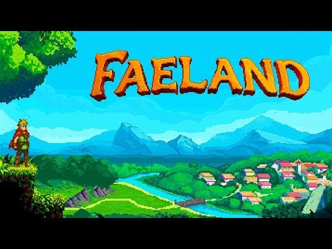 FAELAND - Platforming Action RPG With An Openworld Metroidvania Style Exploration (Faeland Gameplay)