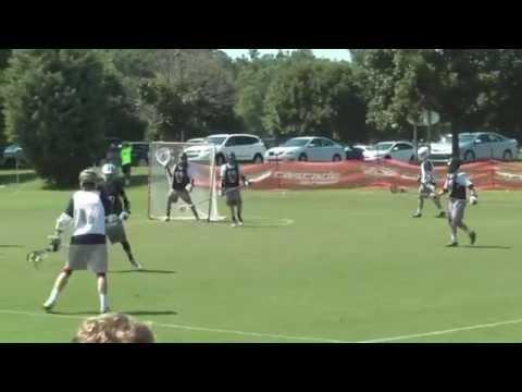 Henry Schertzinger UNC 22 Summer Highlights