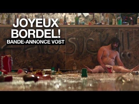 JOYEUX BORDEL ! - Bande-Annonce 1 - VOST streaming vf