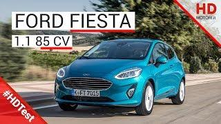 Nuova Ford Fiesta 2018: anche per i NEOPATENTATI | recensione e prova su strada