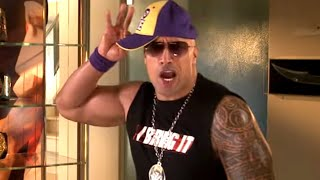 Raw: Dwayne
