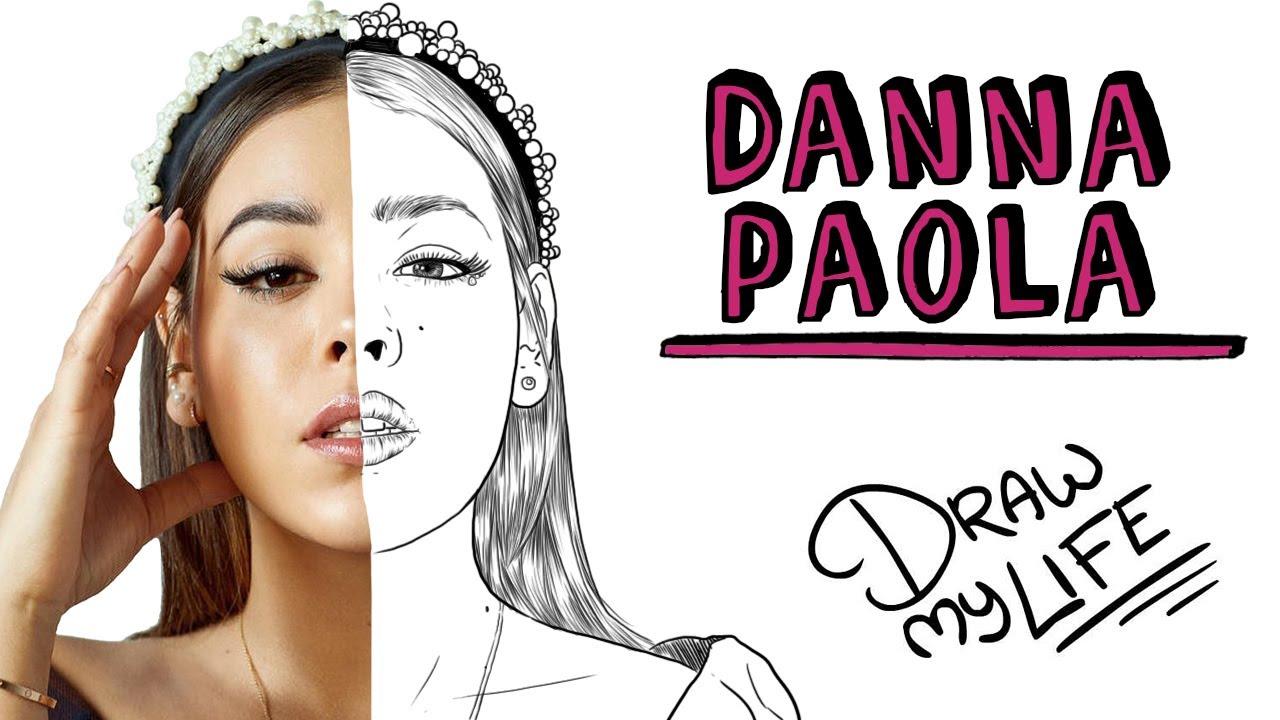 DANNA PAOLA | Draw My Life
