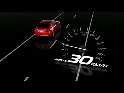 i-ACTIVSENSE - Radar Cruise Control - Parkland Mazda Perth