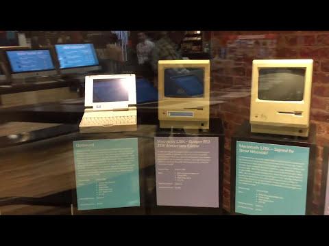 Apple Mac Museum New York City