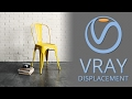 Tutorial Vray Displacement Mod Ladrillo Pintado mp3