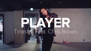 Player - Tinashe feat. Chris Brown / Mina Myoung Choreography