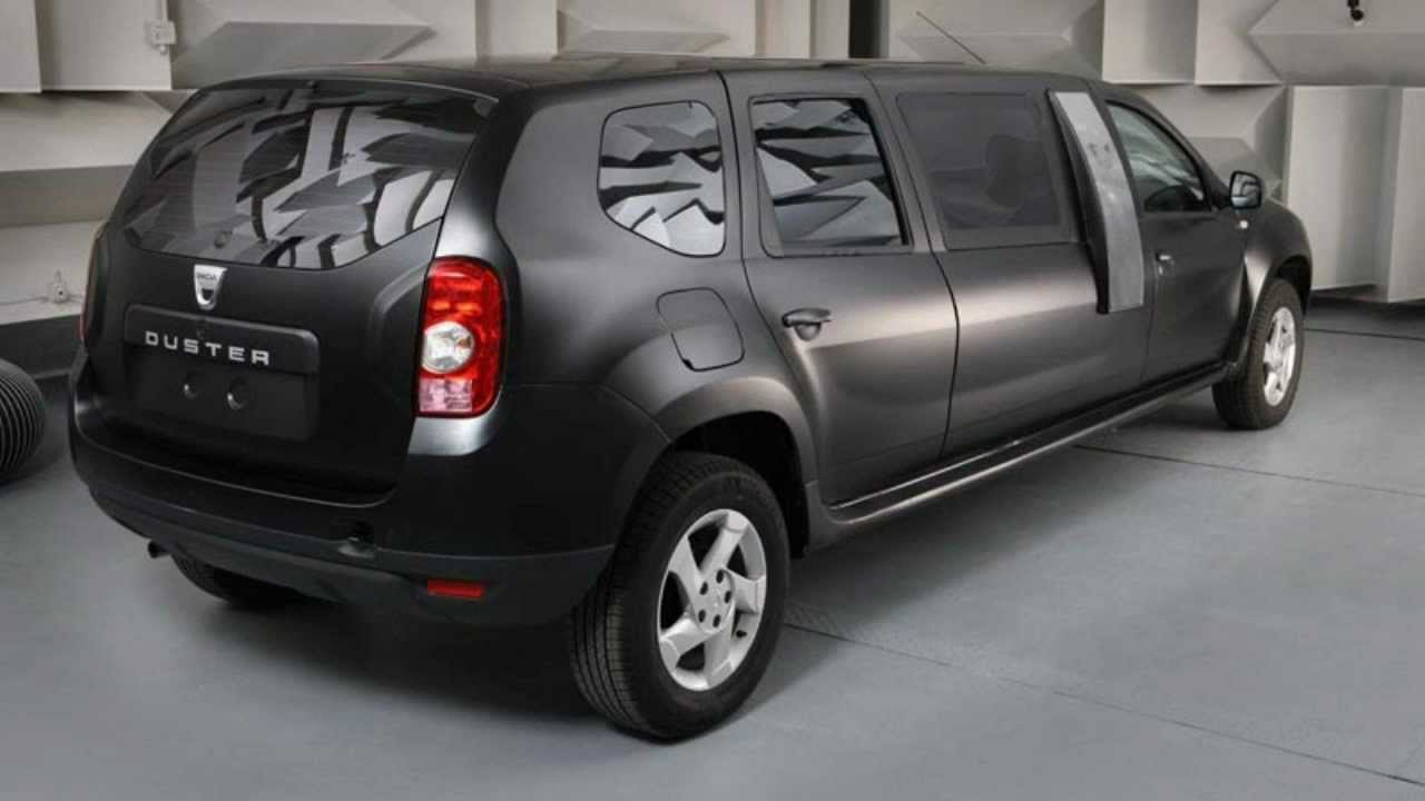 limo dacia duster youtube. Black Bedroom Furniture Sets. Home Design Ideas
