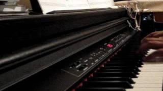A love to kill Piano Solo