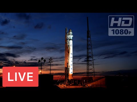 WATCH LIVE: SpaceX to Launch Falcon 9 Rocket to ISS #CRS-17 @2:48 a.m. EDT