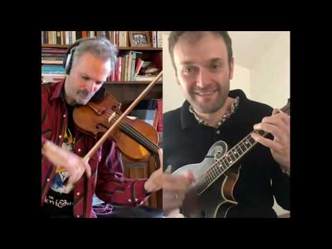 Bach Double Concerto:  Chris Thile, Colin & Eric Jacobsen