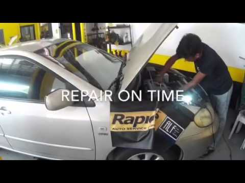SVM125 RAPIDE AUTO CAR EXPERTS GARCIA, APARRI
