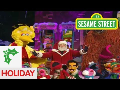 Sesame Street: Santa Song
