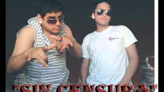 MOREY Y DENACHO - SIN CENSURA (Prod. By Cristian Kriz _Kenny Dih--'CONQUEST RECORDS'--_
