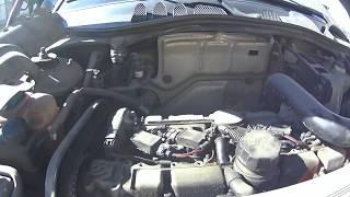 Как самому поменять свечи на Volvo 2.5 Turbo