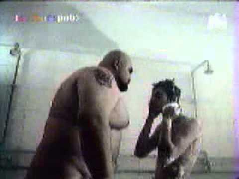 душ в тюрьме