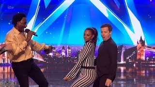 Gambar cover Britain's Got Talent 2018 Donchez Dacres Infectious Singer Full Audition S12E04