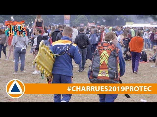 #Charrues2019Protec - Jour 3