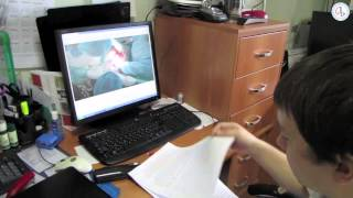 Цифровые операционные - постоянное обучение клинических ординаторов РНЦХ РАМН.