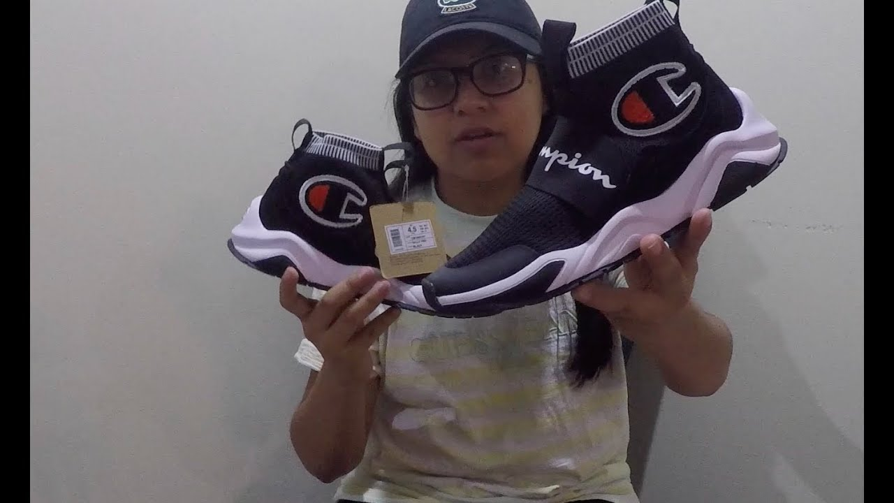 CHAMPION RALLY PRO SHOE UNBOXING