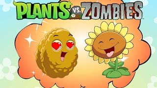 Plants VS Zombies Animation : Why Do You Like Her