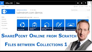 Share Files between SharePoint Site Collections 1