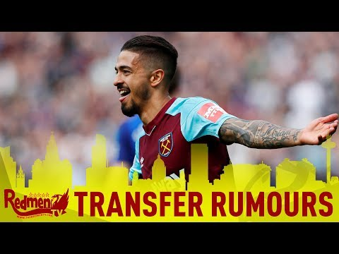 Lanzini Latest, Can to Juve, Fekir Update, Madrid Boost & Klopp on New Signings | LFC Transfer News