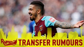 Lanzini Latest, Can to Juve, Fekir Update, Madrid Boost & Klopp on New Signings   LFC Transfer News