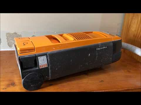Electrolux 725 Vacuum Cleaner