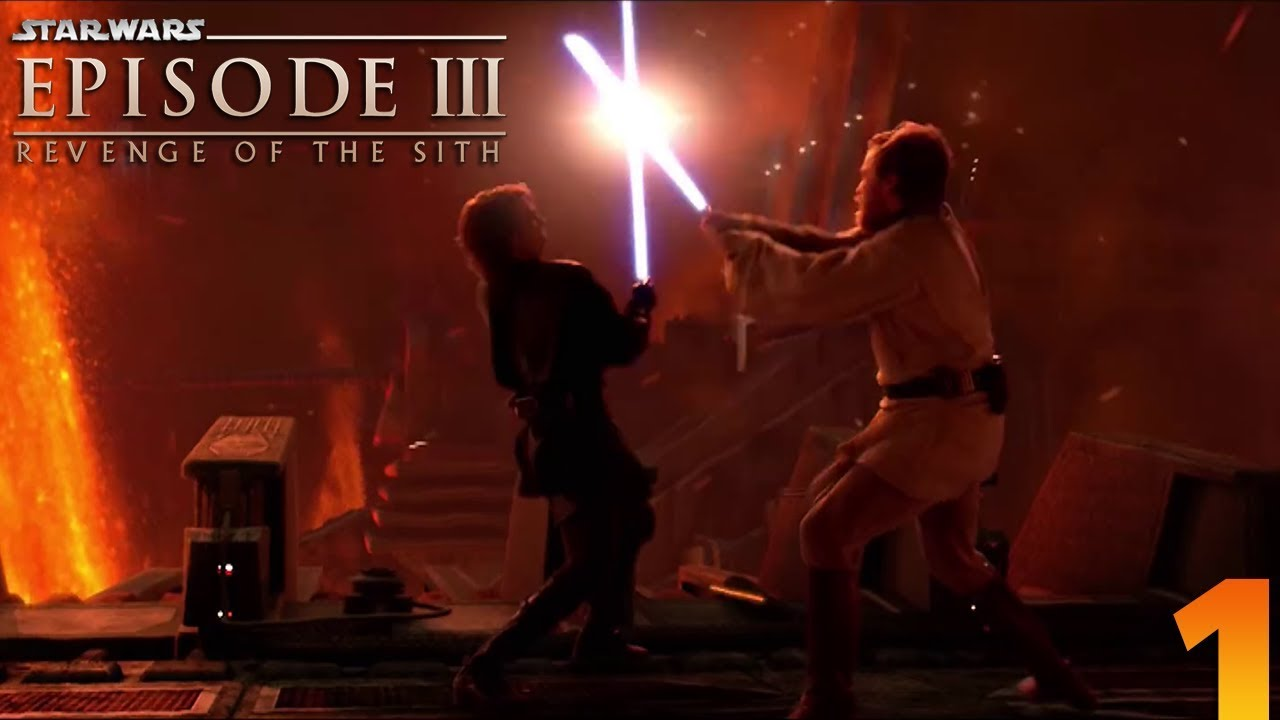 Star Wars Episode Iii Revenge Of The Sith Xbox Ps2 No Commentary Walkthrough Part 1 Youtube