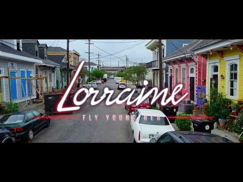Lorraine (Official Video) - Fly Young Red
