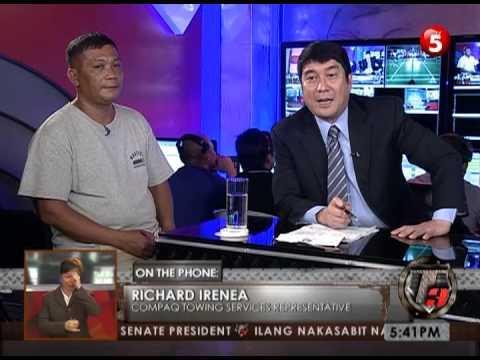 News5E | ILIGAL NA TOWING