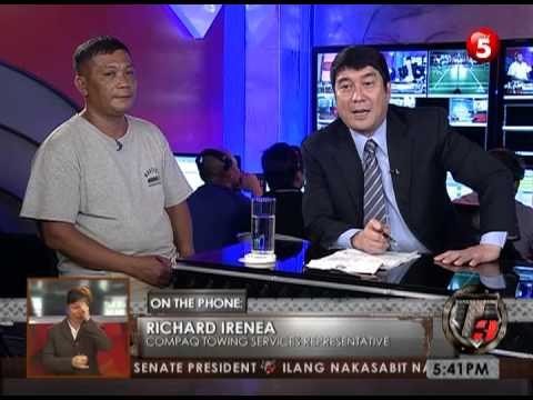 News5E | ILIGAL NA TOWING