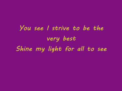 Fantasia- I Believe lyrics