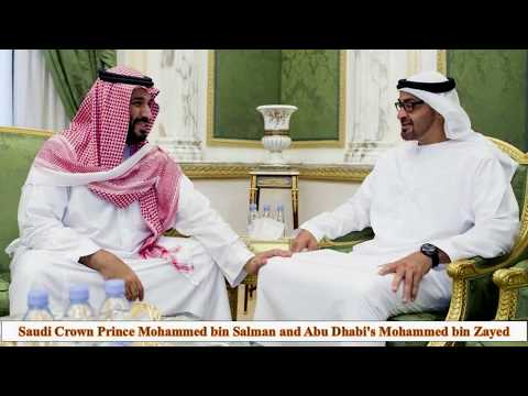 Breaking!!! Revealed... 'Saudi and Emirati crown princes' supporting Al Qaeda and IS.