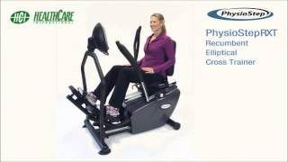 PhysioStep Recumbent Elliptical Review