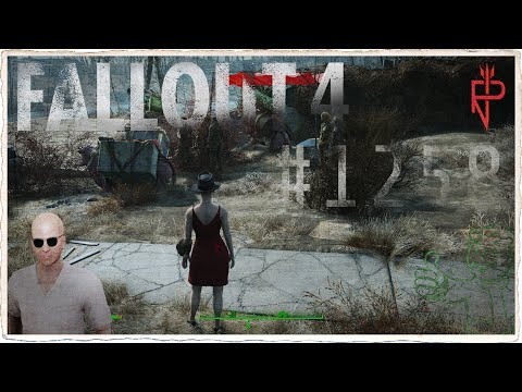 Let's Play Fallout 4 #1258 ☢ Lucas Miller und Cricket