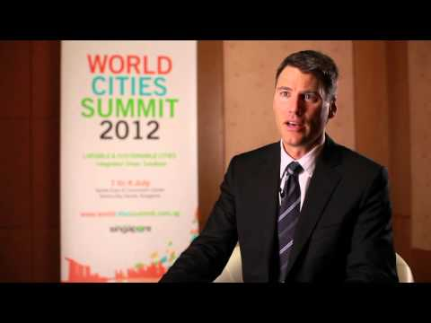 WCS 2012- Interview with His Worship Gregor Robertson