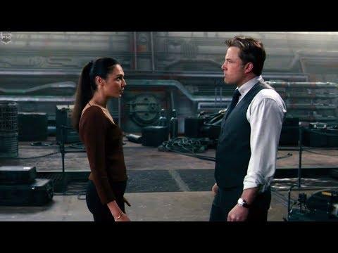 League In The Batcave   Justice League