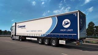 Euro Truck Simulator2 [FullHD|PC] #ETS2 Офіційне оновлення 1.32.2 ДОЧЕКАЛИСЯ! частина 2